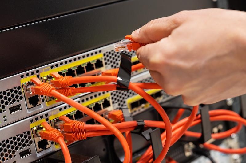 ITINDUSTRY tīkla rūteru uzstādīšana